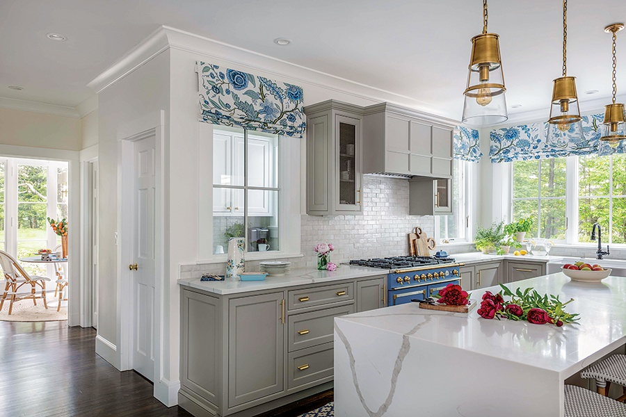 A Bright Family Kitchen In Weston