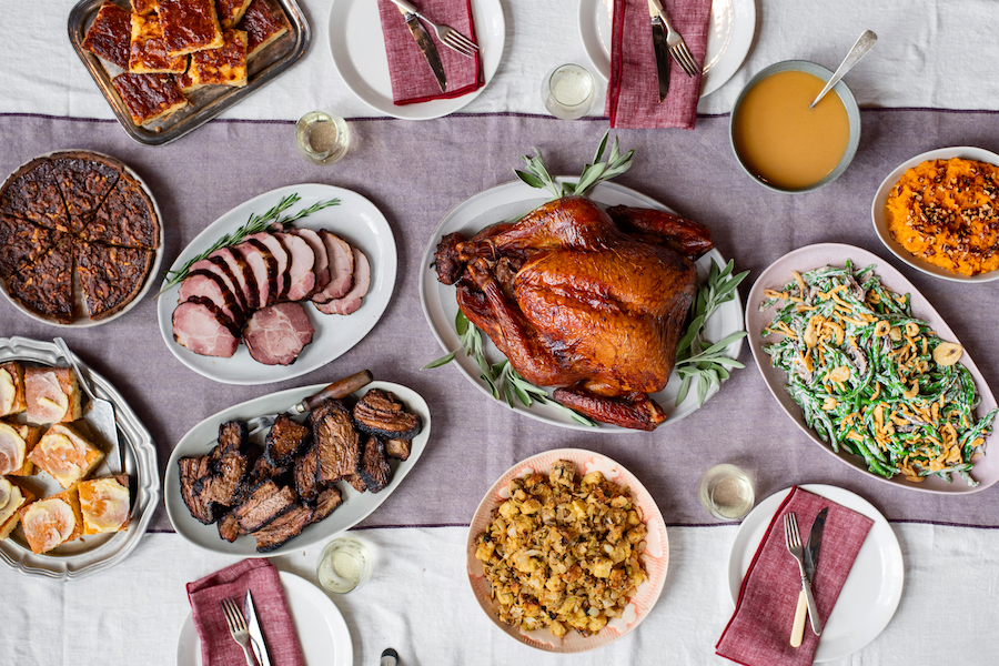 16 Not So Traditional Thanksgiving Takeout Packages In Boston
