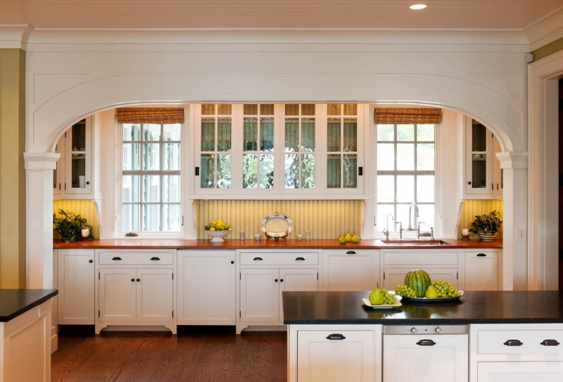 Crown Point Cabinetry Boston Magazine